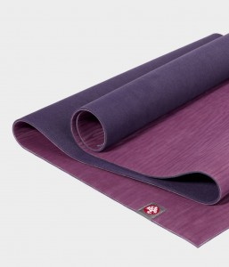 Manduka eKOlite Acai Midnight 180x61 cm 4,0 mm