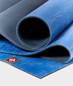 Manduka eKO Pacific Blue 180x66 cm 5,0 mm
