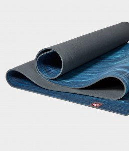 Manduka eKO Pacific Blue Marbled  180x66 cm 5,0 mm