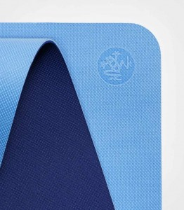 Manduka Begin TPE 5 mm Light Blue