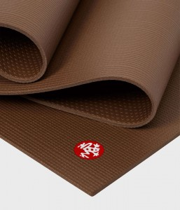 Manduka Pro Brown Metalic 180x66 cm 6mm