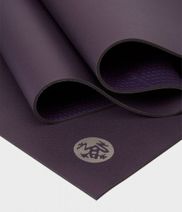 Manduka GRP Lite Magic  Kauczuk + PU 180x66cm  - 4mm