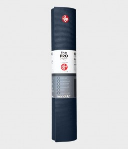 Manduka Pro Midnight 180x66 cm 6mm