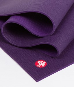 Manduka Pro Long Black Magic Purple 216x66 cm 6mm