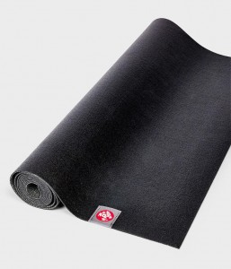 Manduka SuperLite Travel Black 180x61 cm 1,5 mm
