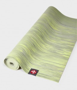 Manduka SuperLite Travel Limelight Marbled 180x61 cm 1,5 mm