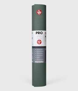 Manduka PROlite Black Sage 180x61 cm 4,5mm