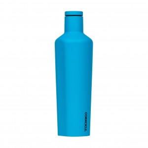 Butelka Termiczna Termos Corkcicle Neo Light Blue 750 ml