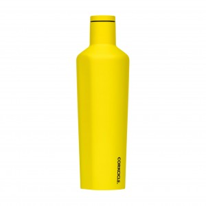 Butelka Termiczna Termos Corkcicle Neo Light Yellow 750 ml