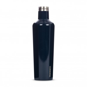 Butelka Termiczna Termos Corkcicle Navy 750 ml