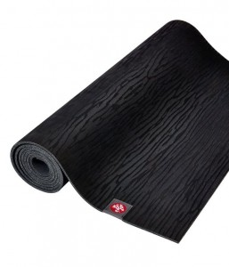 Manduka eKOlite Black 180x61 cm 4,0 mm